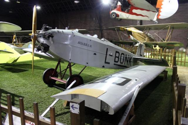 Avia bh 11c
