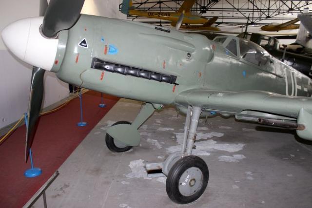 Avia s 199 me bf 109 g k