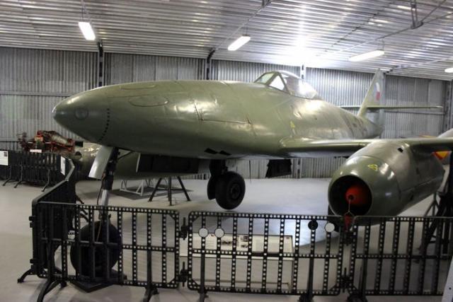 Avia s 92 me 262a