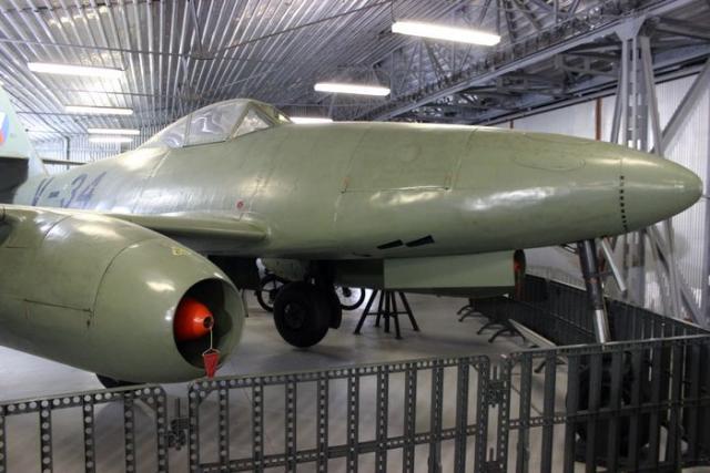Avia s 92 messerschmitt me 262a