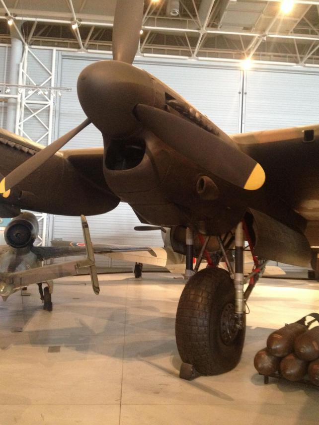 Avro lancaster B - f