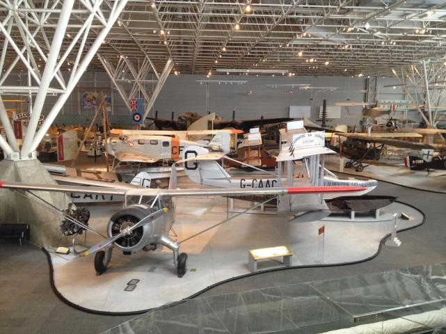 Canada aviation and space museum 2
