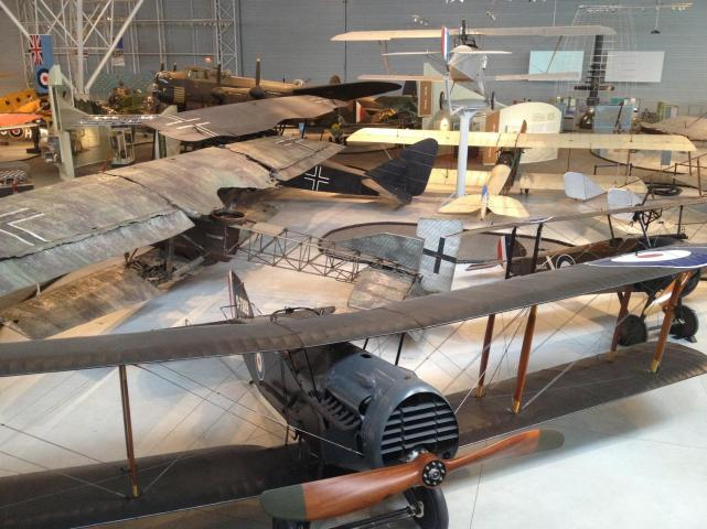 Canada aviation and space museum 3