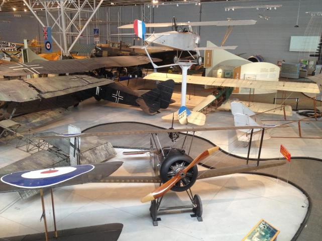 Canada aviation and space museum 4