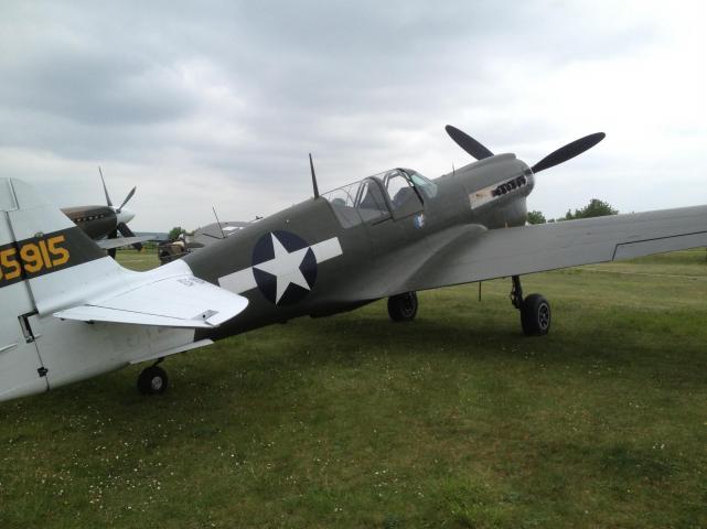 Curtiss p 40 3