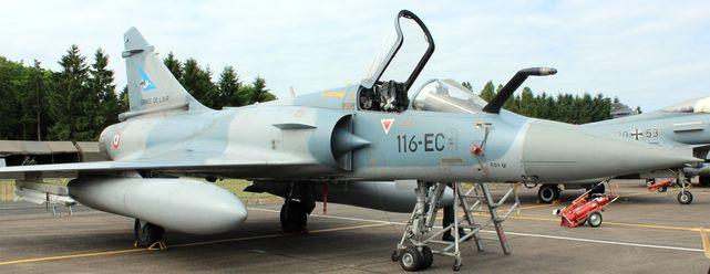 Dassault mirage 2000 5