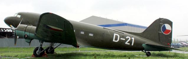 Douglas dc 3 b 1