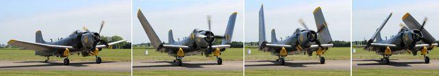 Douglas skyraider ad4n 2
