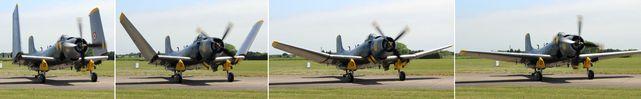 Douglas skyraider ad4n 3
