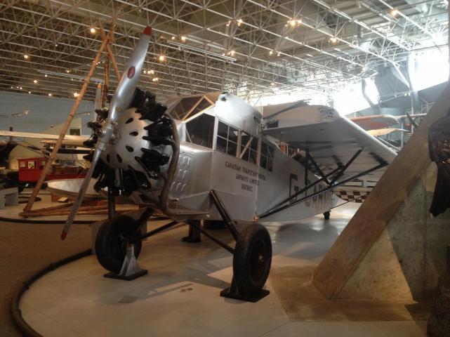 Fairchild fc 2w 2