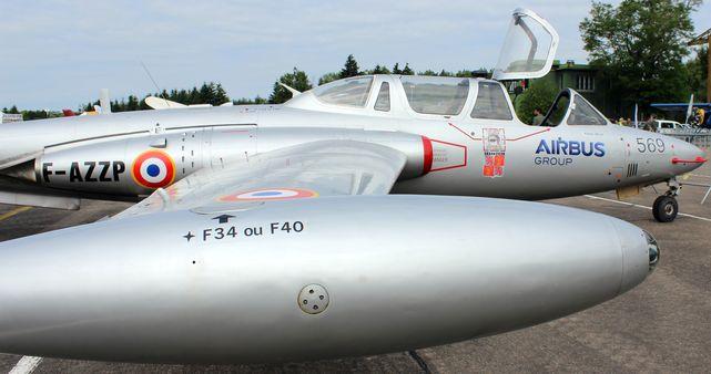 Fouga cm 170 magister 2