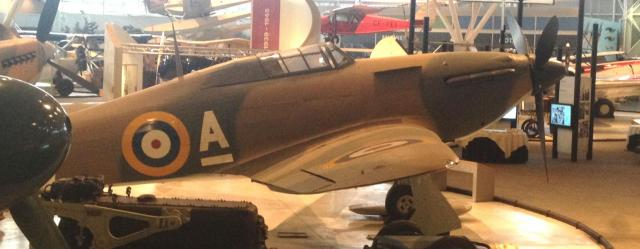 Hawker hurricane xii