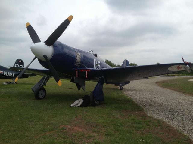 Hawker sea fury fb 12