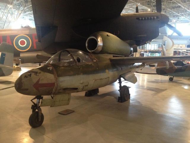 Heinkel he 162a 1