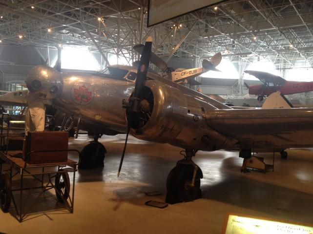 Lockheed 10a electra b