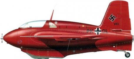 Me 163 v41