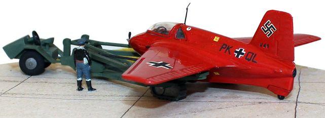 Messerschmitt me 163 b 0 d