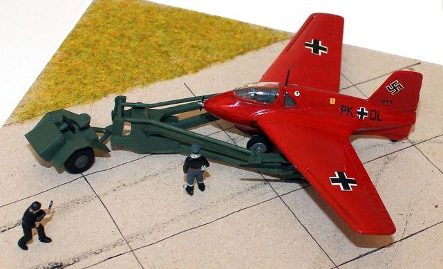 Messerschmitt me 163 b 0 f