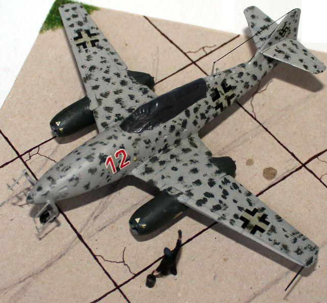 Messerschmitt me 262 b a