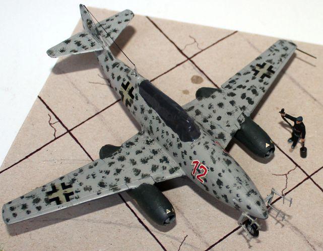 Messerschmitt me 262 b b