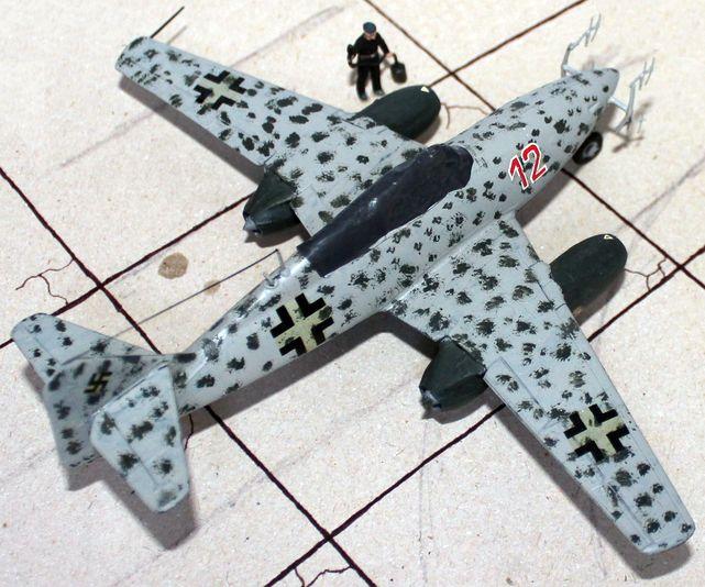 Messerschmitt me 262 b c