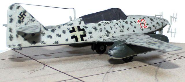 Messerschmitt me 262 b d