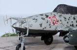 Messerschmitt me 262 b e