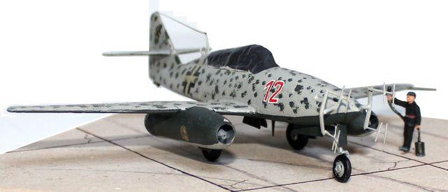 Messerschmitt me 262 b