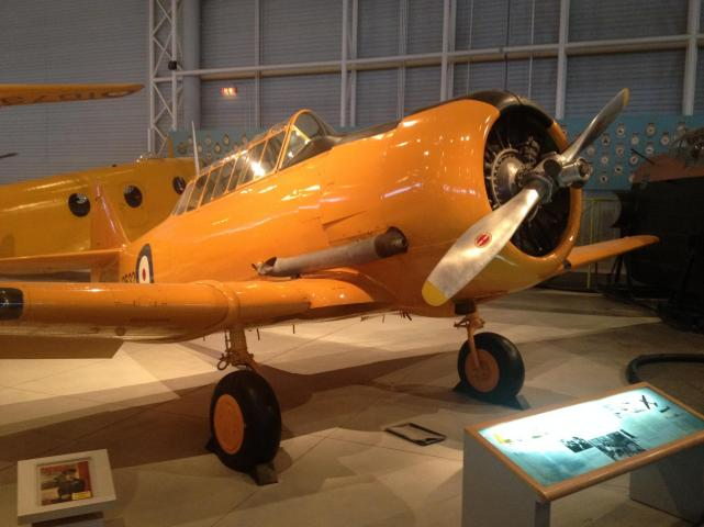 North american harvard ii
