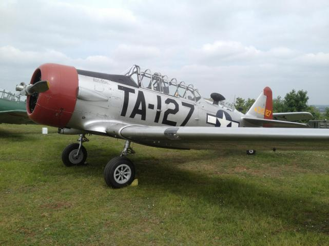 North american t 6 harvard