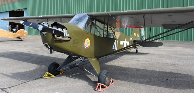 Piper j3 3