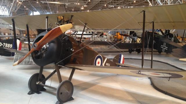 Sopwith 2f1 camel copie