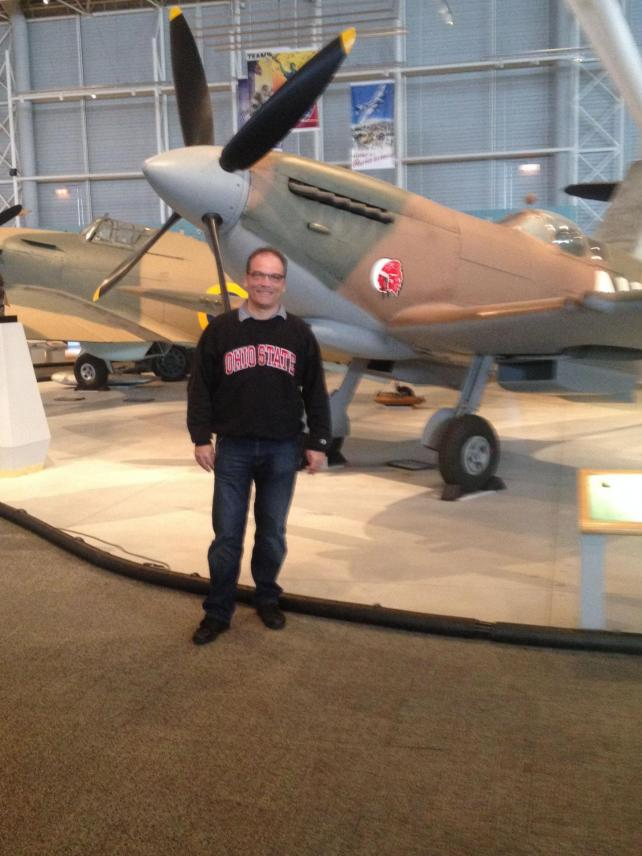 Spitfire mk IX - d