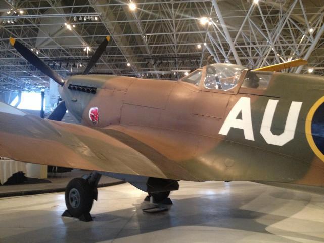 Spitfire mk ix l