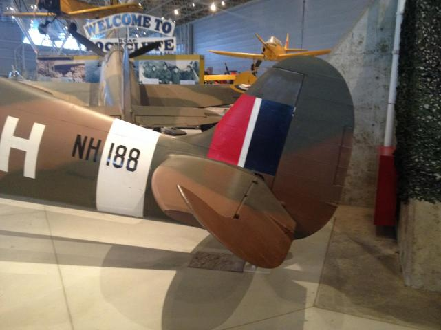 Spitfire mk ix m
