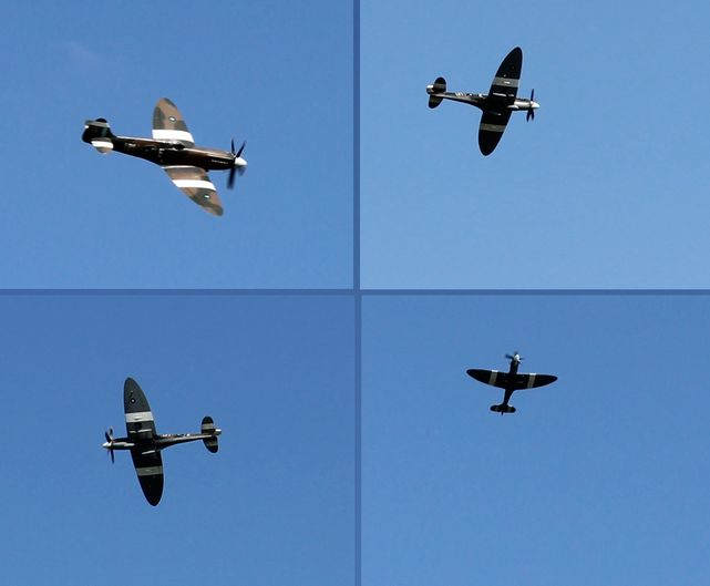 Supermarine spitfire pr xix 5